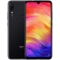 Смартфон Xiaomi Redmi Note 7 (4Gb+64Gb) Black (черный)