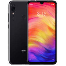 Смартфон Xiaomi Redmi Note 7 (4Gb+128Gb) Black EAC