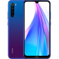 Смартфон Xiaomi Redmi Note 8 T (4Gb+64Gb) Blue